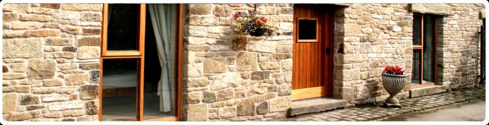 Entrance to Goyt Cottage