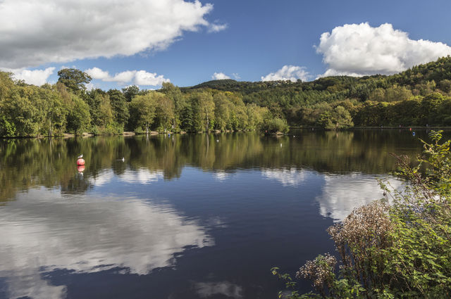 The Etherow Country Park, close to the Andrew Arms, noted for its real ales. Image by ArrowSG (via Shutterstock).